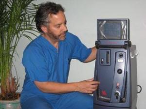 Dr. Eric Linden wLaser